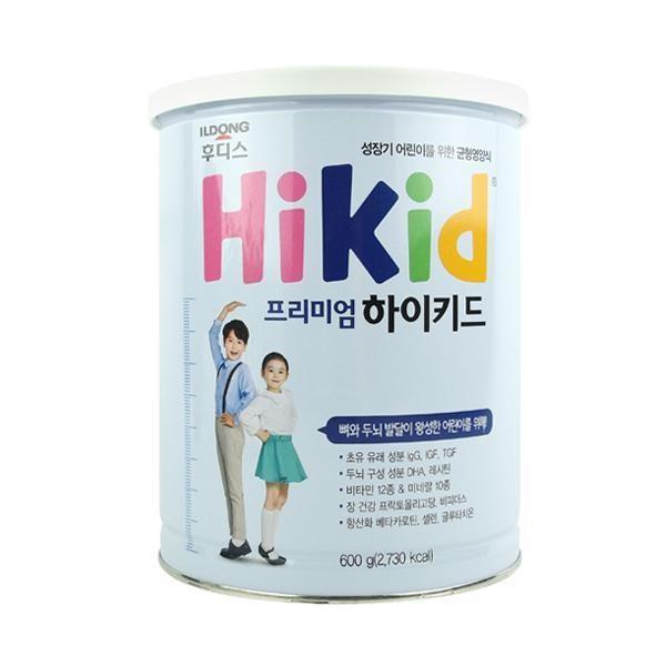 Sữa Hikid Premium Hỗ Trợ Tăng Chiều Cao Cho Trẻ Từ 1 - 9 Tuổi