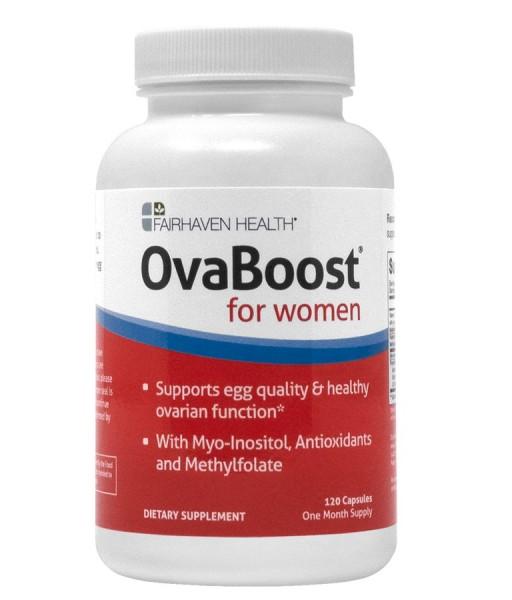 Viên Uống OvaBoost For Women Cho Nữ Của Mỹ