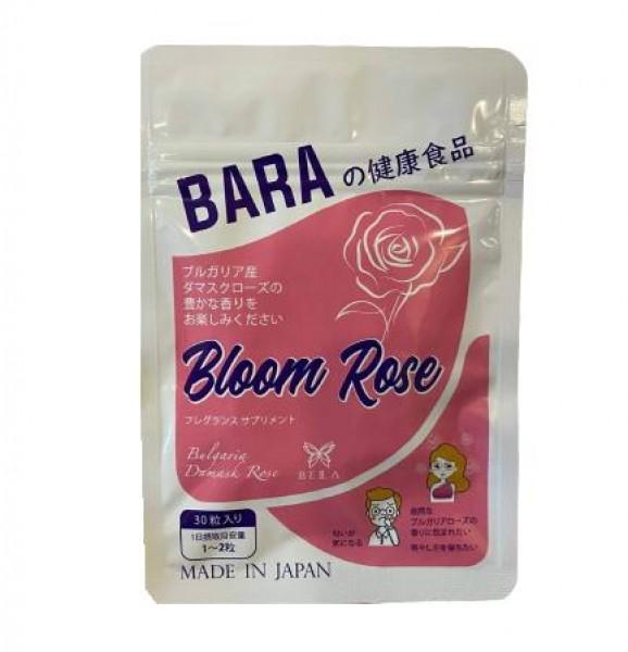 Viên Uống Hàm Hương Bara Bloom Rose Nhật Bản
