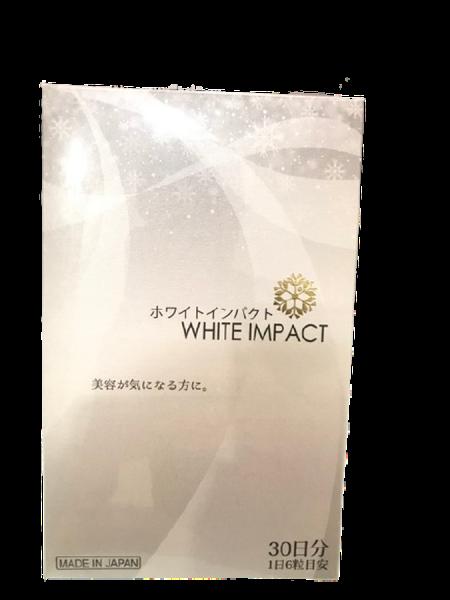 Viên Uống Hỗ Trợ Làm Trắng Da White Impact Của Nhật Bản