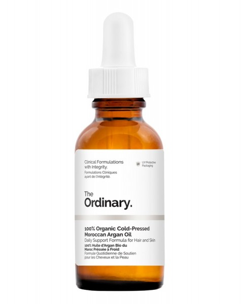Dầu Dưỡng 100% Organic Cold-Pressed Moroccan Argan Oil
