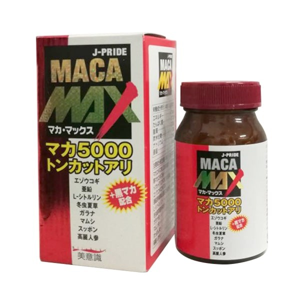 Viên Uống Hỗ Trợ Sinh Lý Nam Maca Max 5000 J-Pride Của Nhật