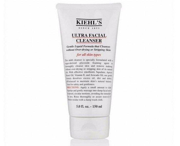 Sữa Rửa Mặt Tạo Bọt Kiehl's Ultra Facial Cleanser Cho Mọi Loại Da