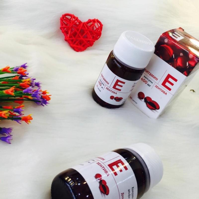 Vitamin E Đỏ Của Nga Uống Trong Bao Lâu? Bật Mí Cách Uống Vitamin E Đỏ