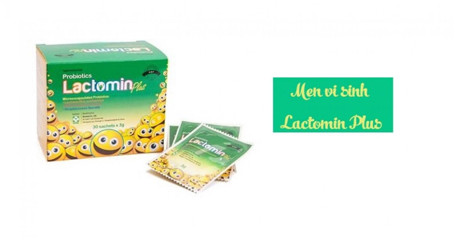 Lactomin Plus Là Thuốc Gì? Giá Bao Nhiêu? Mua Ở Đâu?