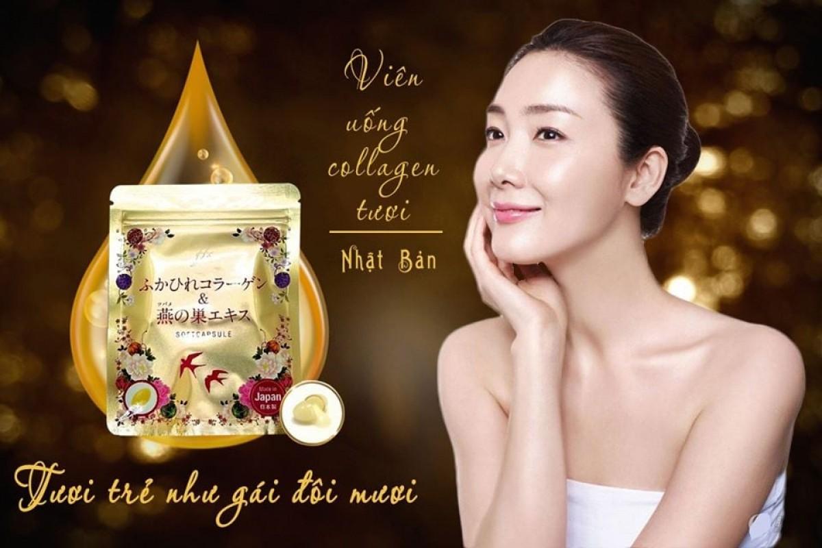 Review Viên Uống Collagen Tươi Nhật Bản Có Tốt Không Từ Người Dùng