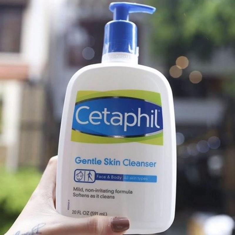 Review Sữa Rửa Mặt Cetaphil Có Tốt Không