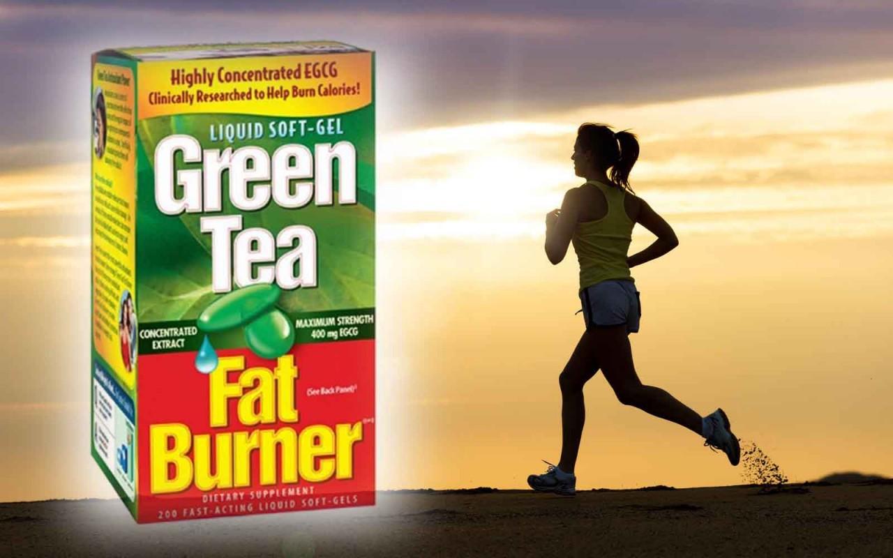 Review Thuốc Giảm Cân Green Tea Fat Burner Có Tốt Không?