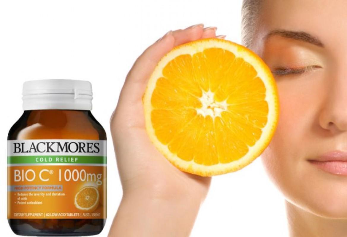 Review Vitamin C BLackmores Có Tốt Không