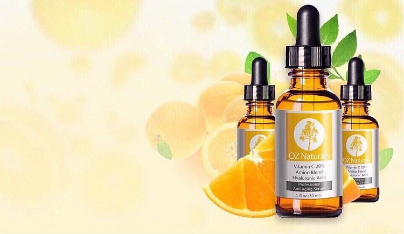 Cách Nhận Biết OZ Natural Vitamin C Serum Fake