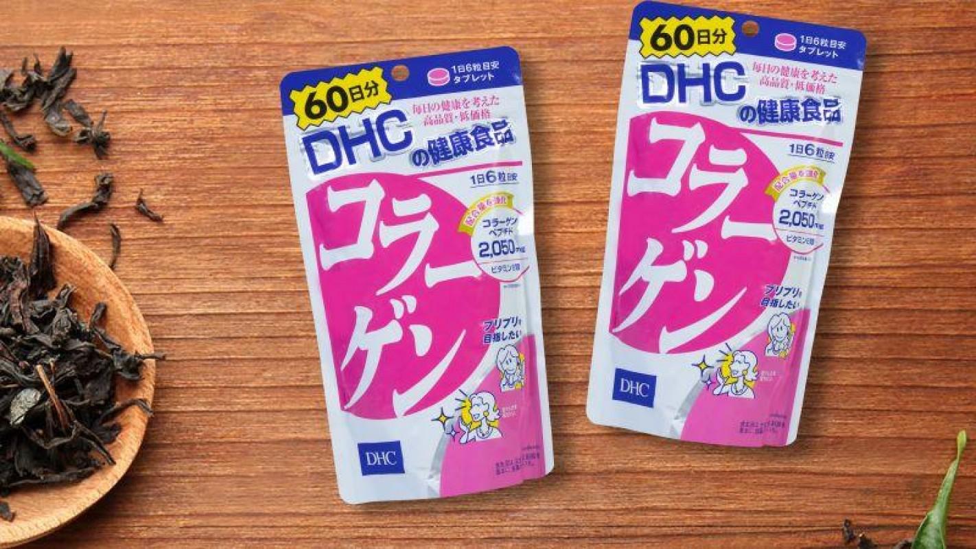 [Đánh Giá] Viên Uống Collagen DHC Có Tốt Không
