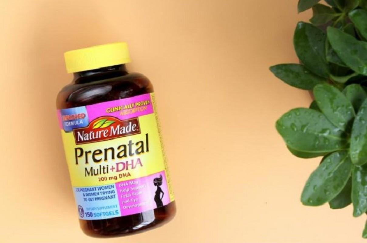 Nature Made Prenatal Multi + DHA Reviews Có Tốt Không?