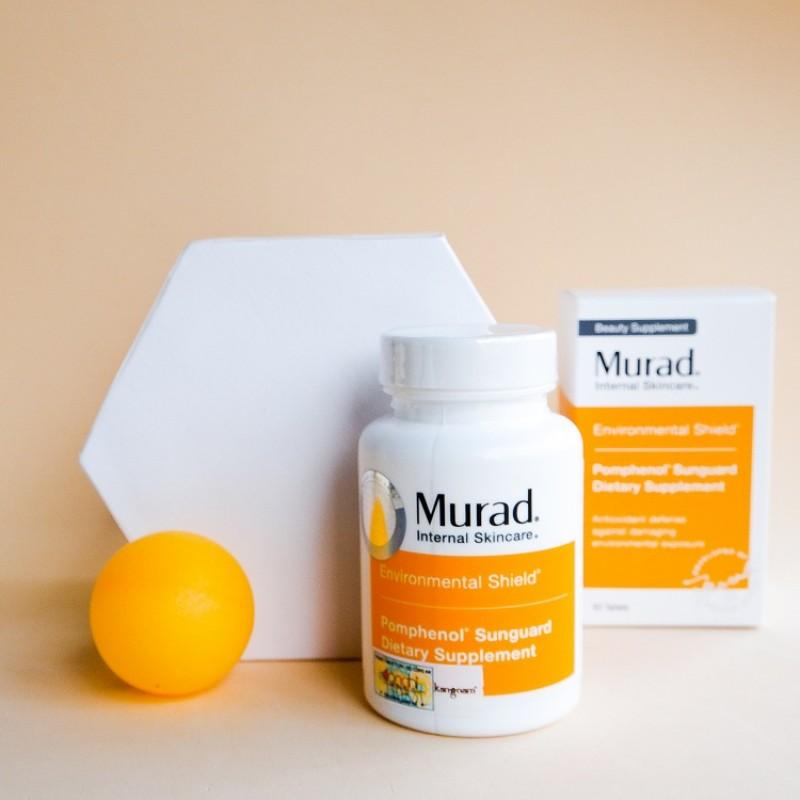 Viên Uống Chống Nắng Murad Review Chi Tiết
