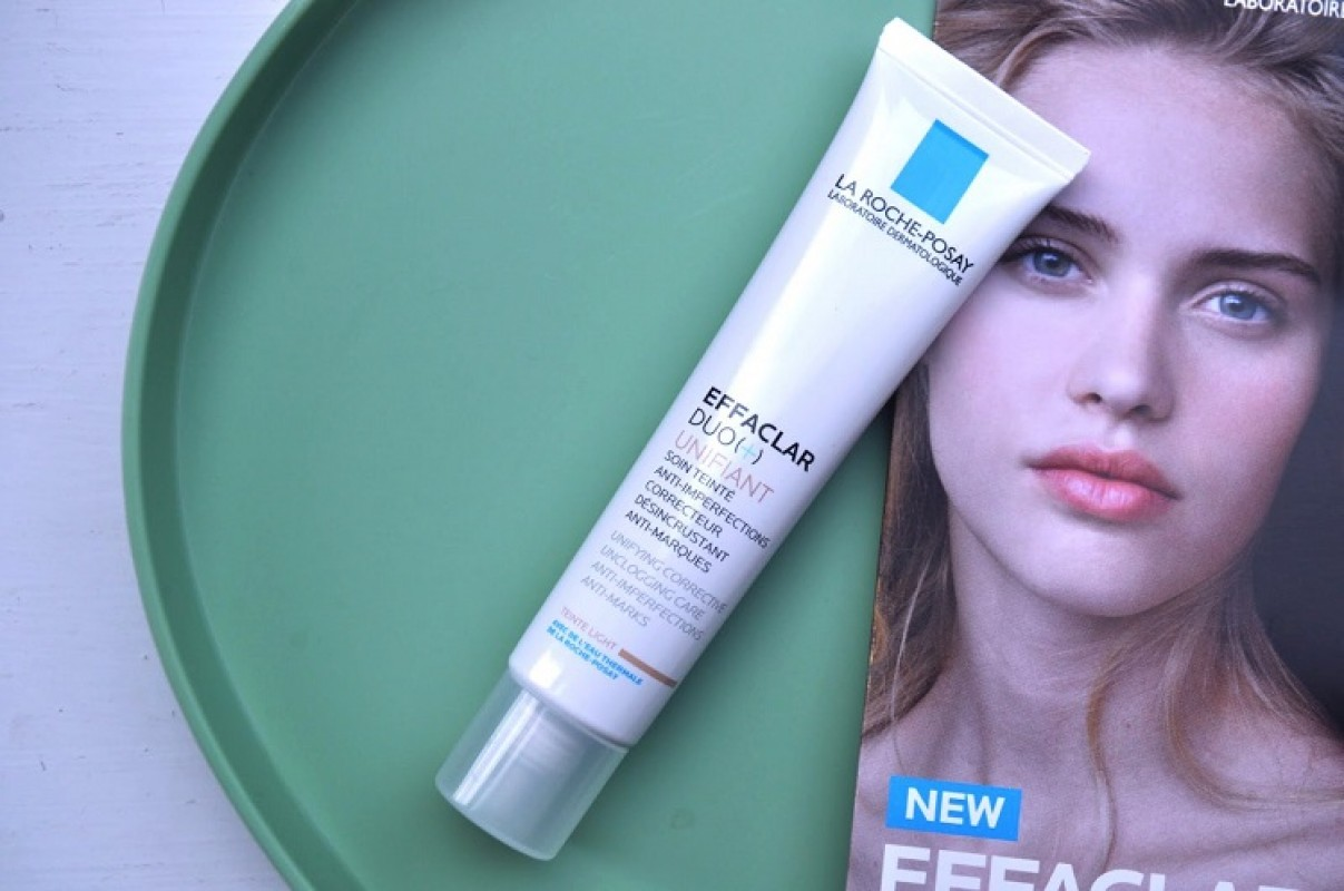 La Roche Posay Effaclar Duo Unifiant Review