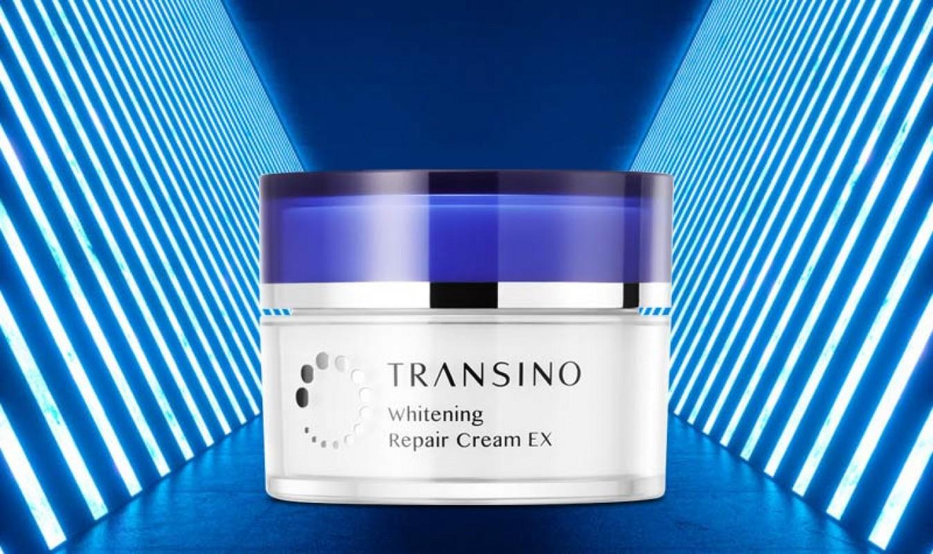 Review Kem Transino Whitening Repair Cream Có Tốt Không? Giá Bao Nhiêu
