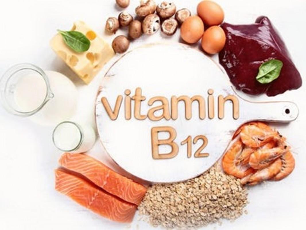 Vitamin B12 Có Nhiều Trong Thực Phẩm Nào