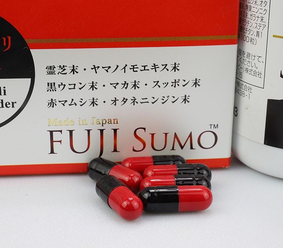 Review Viên Uống Fuji Sumo Nhật Bản Có Tốt Không