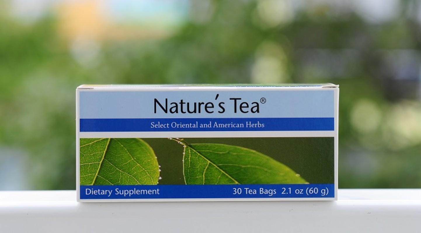 Review Trà Nature's Tea Unicity Hỗ Trợ Thải Độc Ruột Có Tốt Không