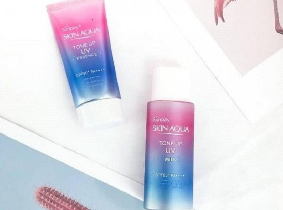 Review Kem Chống Nắng Skin Aqua Cho Da Dầu Có Tốt Không?