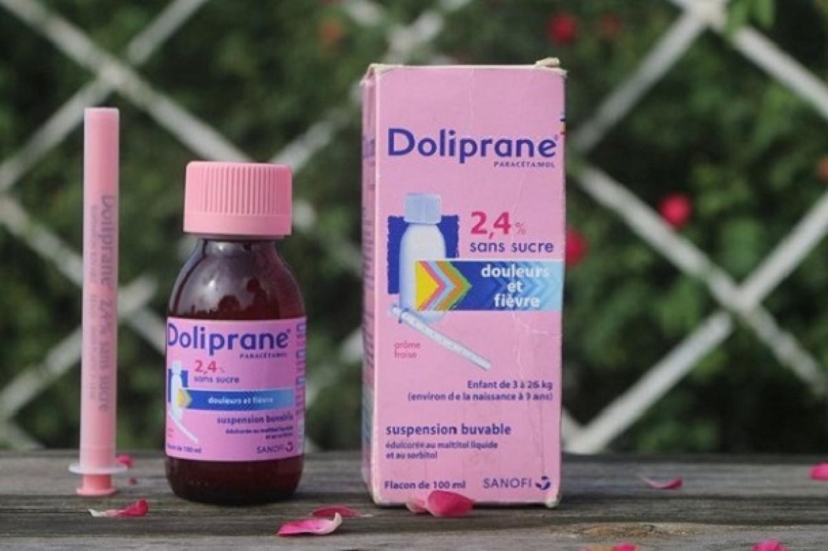 Hướng Dẫn Cách Sử Dụng Thuốc Doliprane Của Pháp