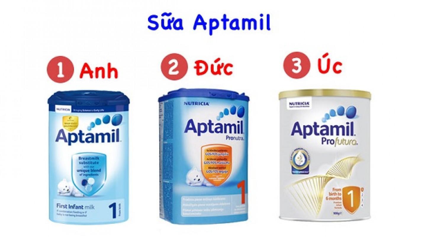 [Review] Sữa Aptamil Có Tốt Không? Có Tăng Cân Không?
