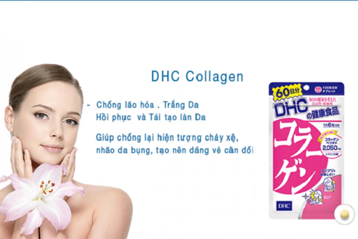 [Review] Viên Uống DHC Collagen Của Nhật Có Thực Sự Nên Dùng?