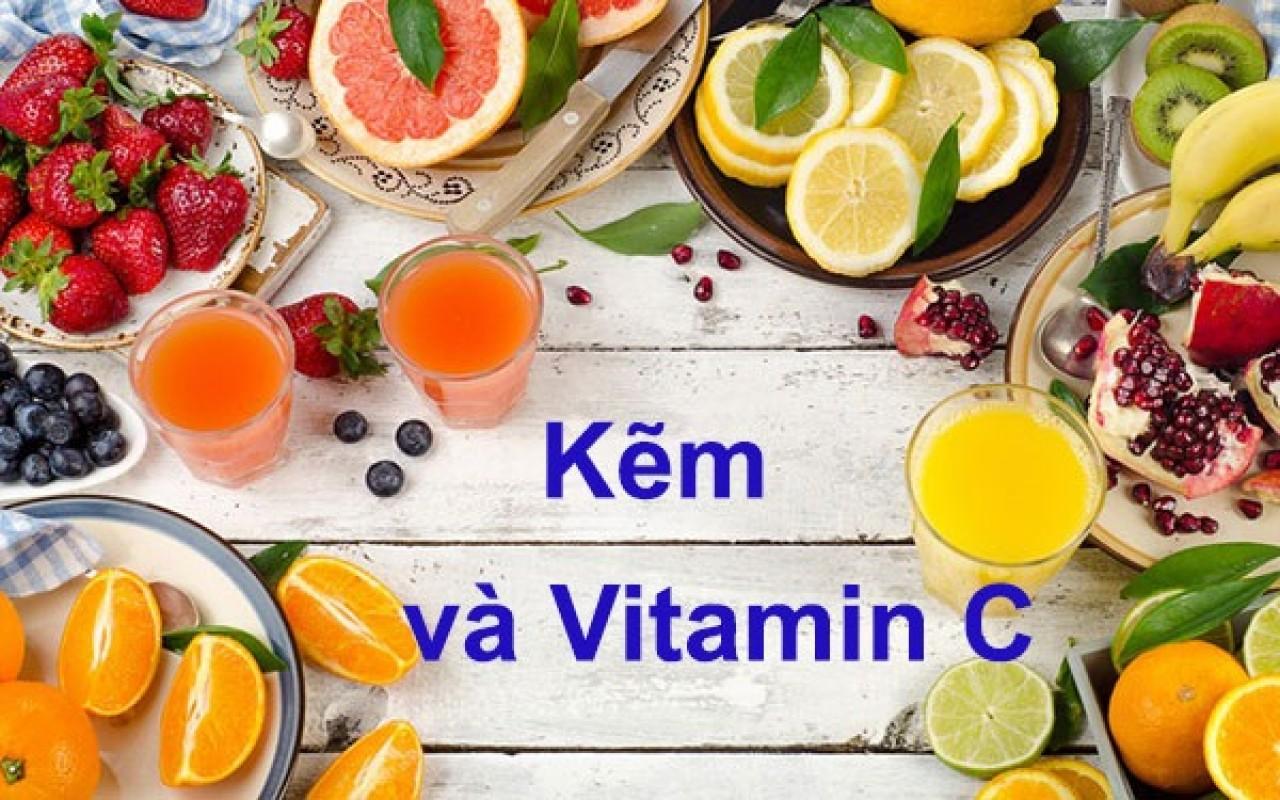 [GIẢI ĐÁP] Có Nên Uống Kẽm Và Vitamin C Cùng Lúc Không?