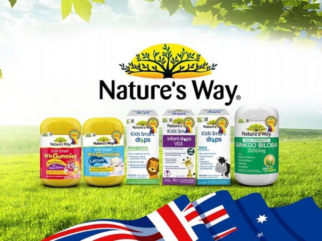 Nature's Way Là Thuốc Gì, Nature's Way Có Tác Dụng Gì Đối Với Sức Khỏe?