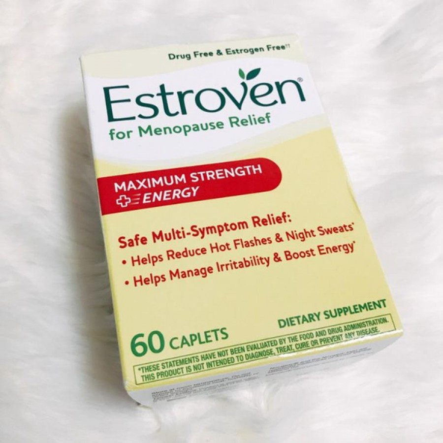 Estroven Maximum Strength Cân Bằng Nội Tiết Tố Cho Nữ