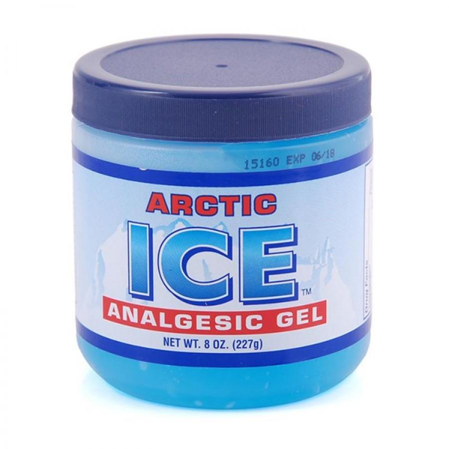 Dầu Lạnh Xoa Bóp Giảm Đau Arctic Ice Analgesic Gel