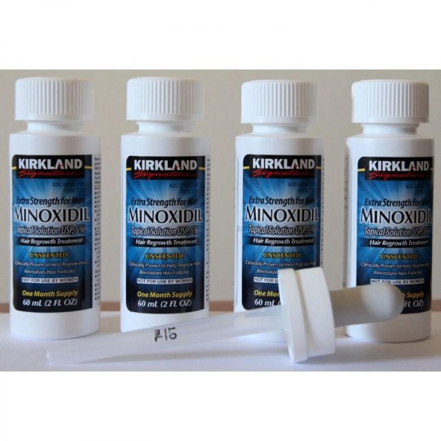 Dung Dịch Mọc Tóc Minoxidil 5% Kirkland