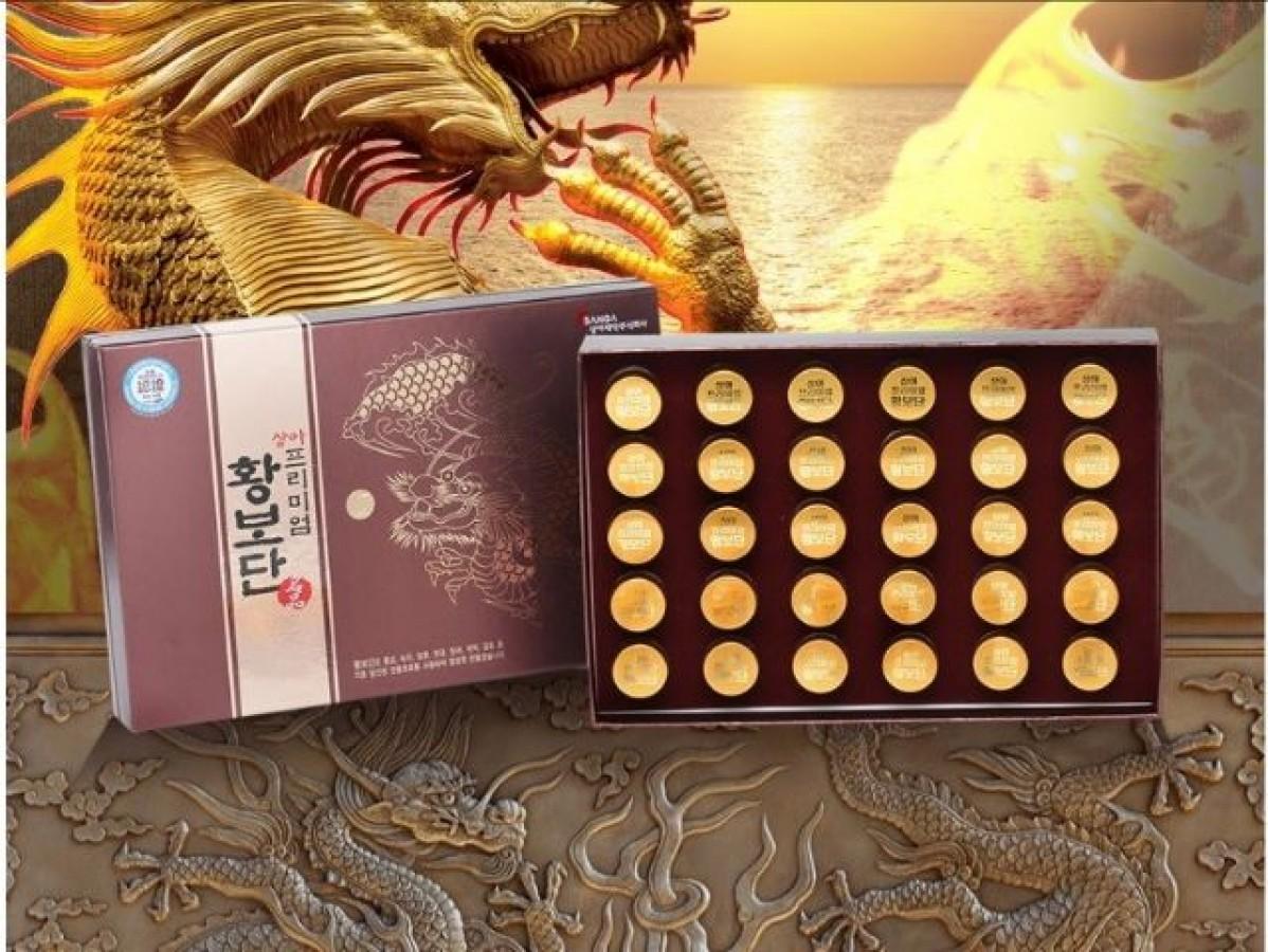 Hoàng Bổ Tán Sanga Hàn Quốc Hộp 30 Viên