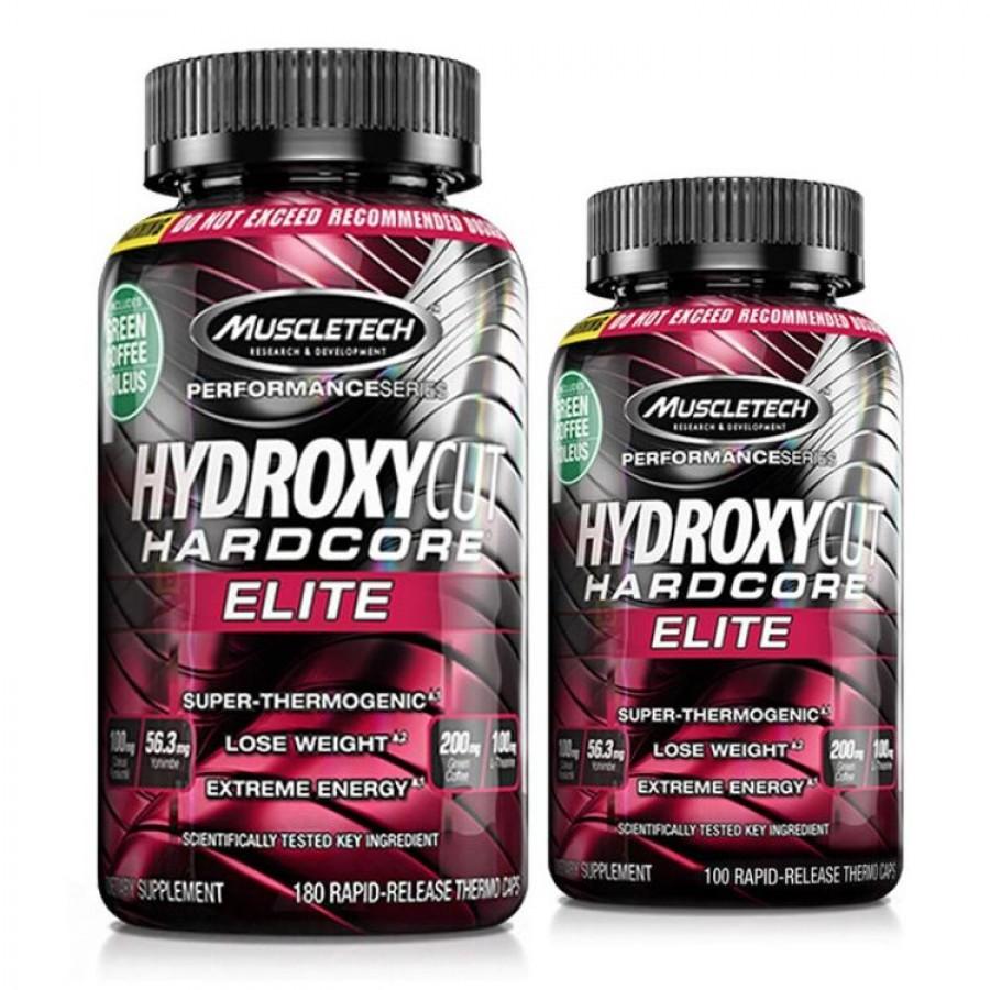 Viên Uống Đốt Mỡ Giảm Cân MuscleTech Hydroxycut Elite