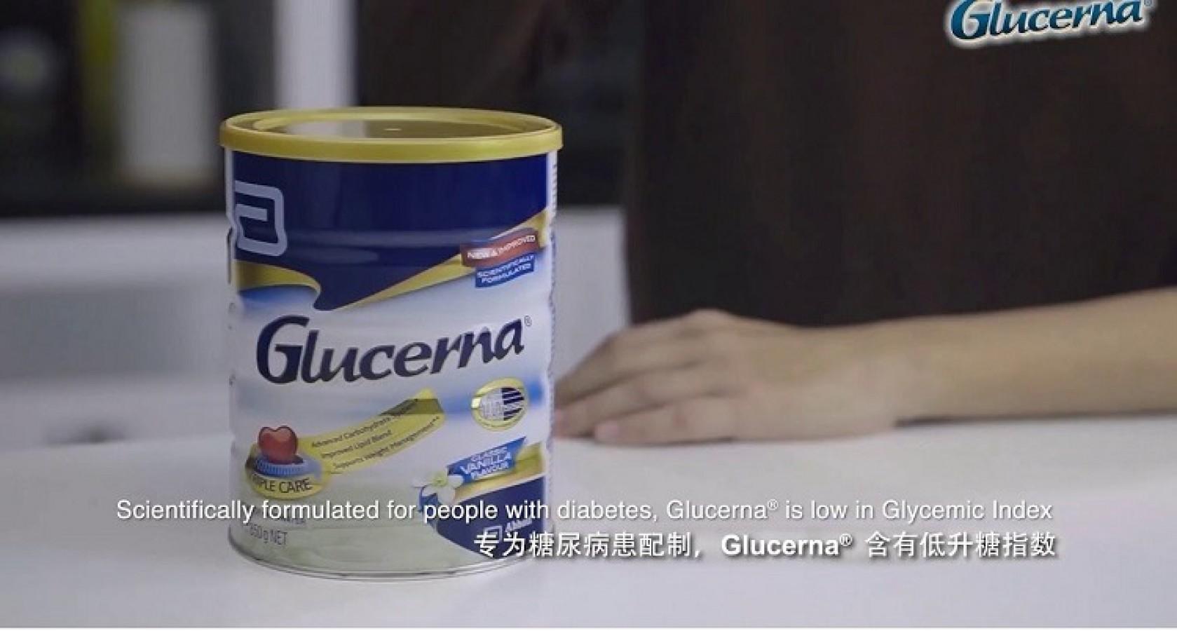 Sữa Glucerna Của Úc