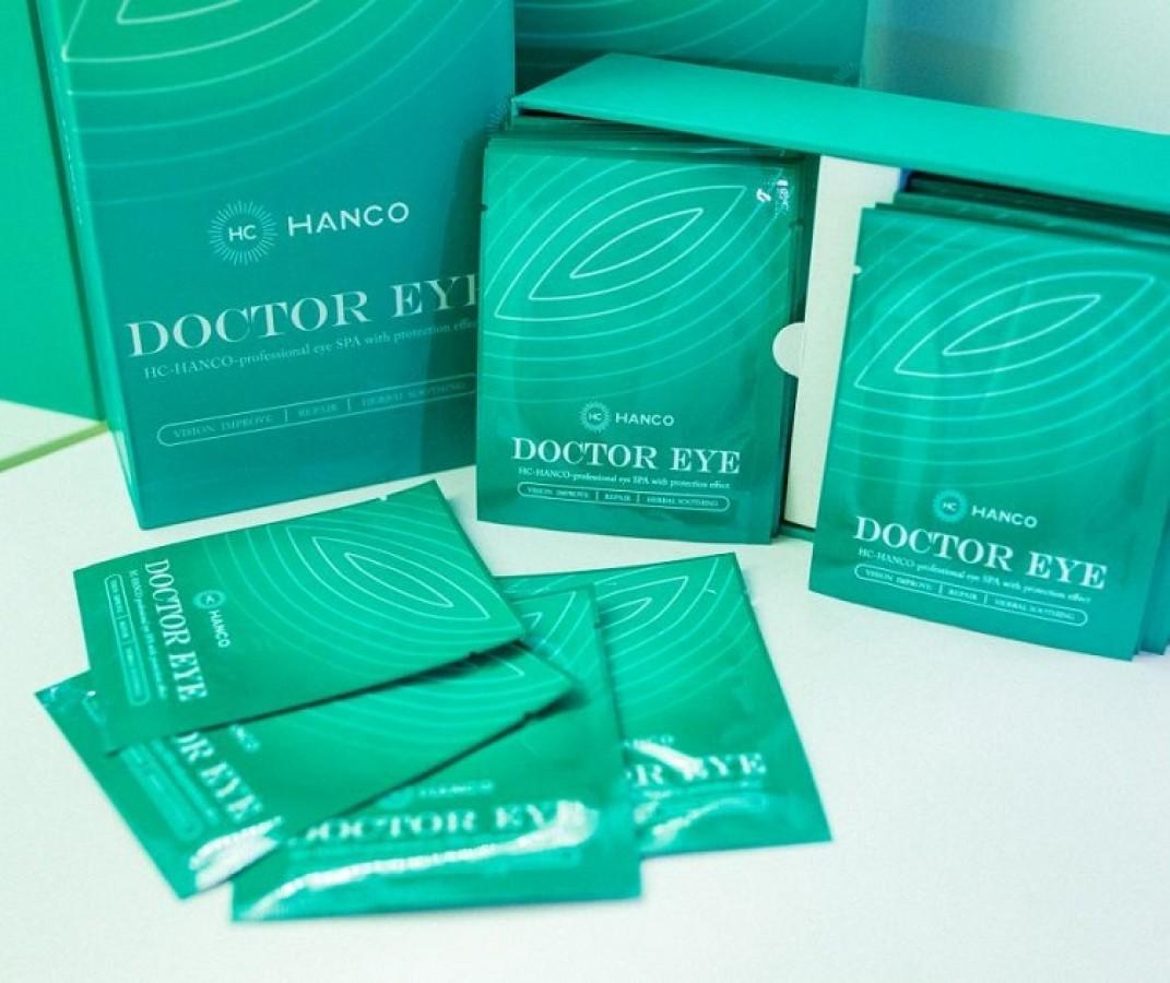Thảo Mộc Eye Doctor Đắp Mắt - Bảo Vệ Đôi Mắt Của Bạn