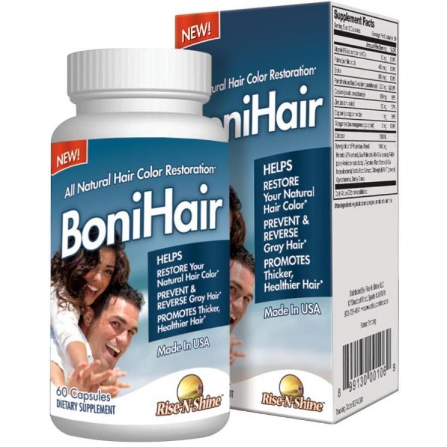 Viên Uống Bonihair - Cải Thiện Ngăn Ngừa Rụng Tóc