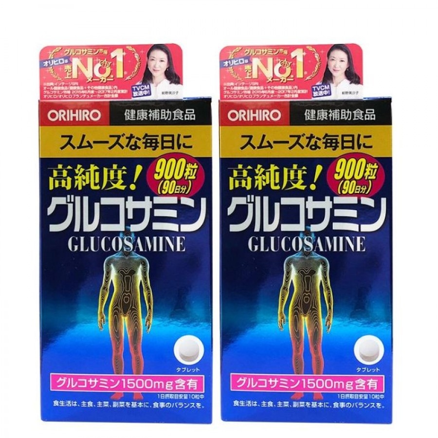 Viên Uống Glucosamine Của Nhật 1500mg