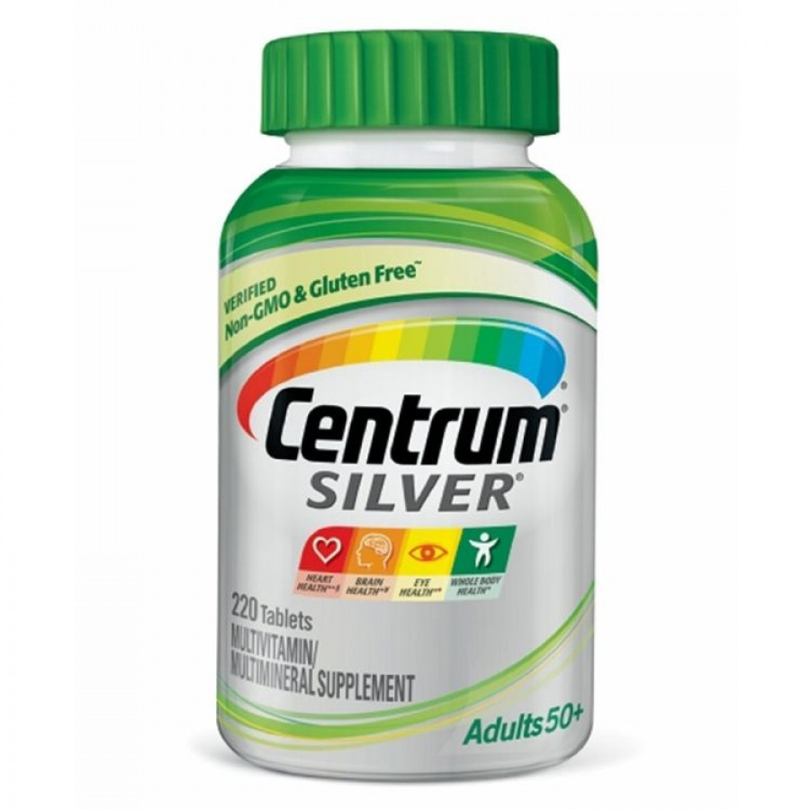 Vitamin Tổng Hợp Centrum Silver Adults 50+