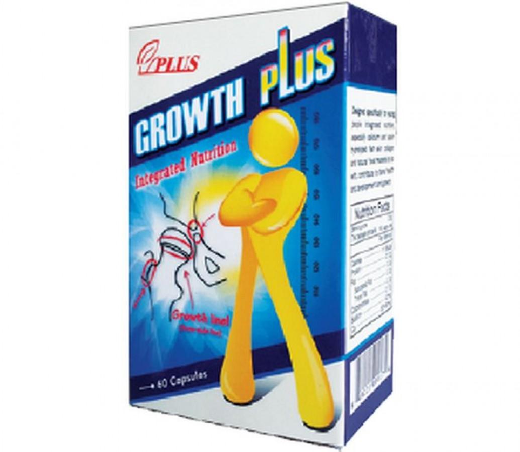 Thực Phẩm Hỗ Trợ Tăng Chiều Cao Growth Plus