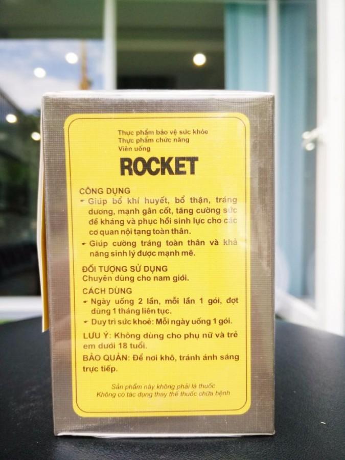 Viên Uống Rocket Cho Nam Giới