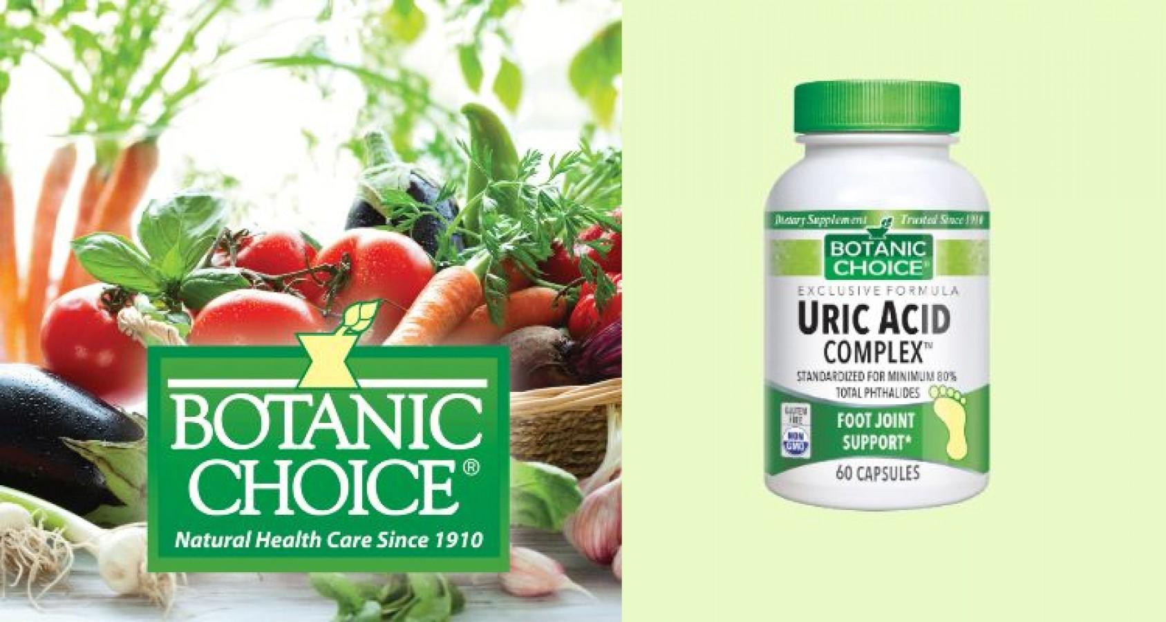 Viên Uống Uric Acid Complex Của Mỹ