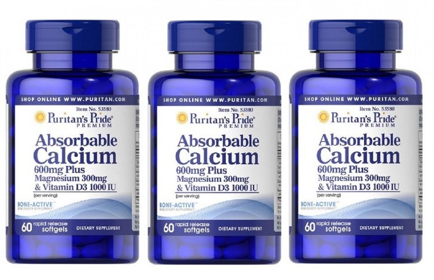 Viên Uống Bổ Khớp Absorbable Calcium