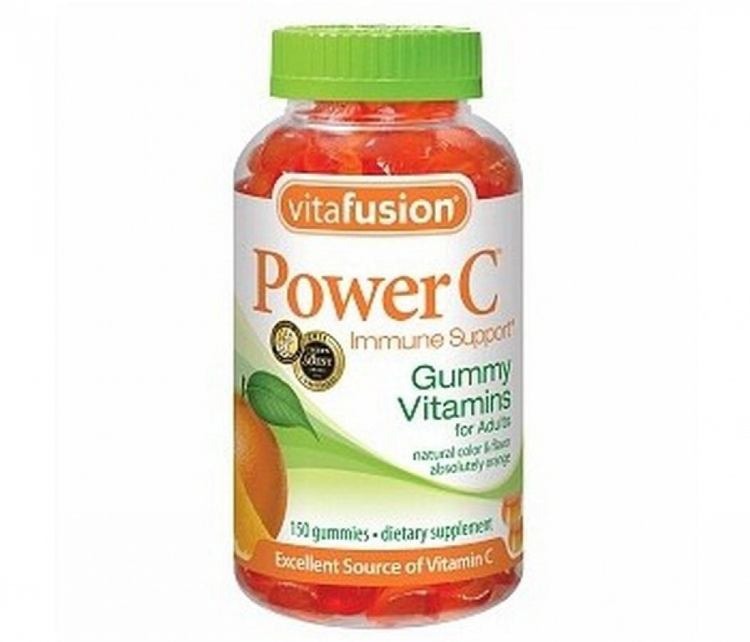 Kẹo Bổ Sung Vitamin C Vitafusion Power C-VPC