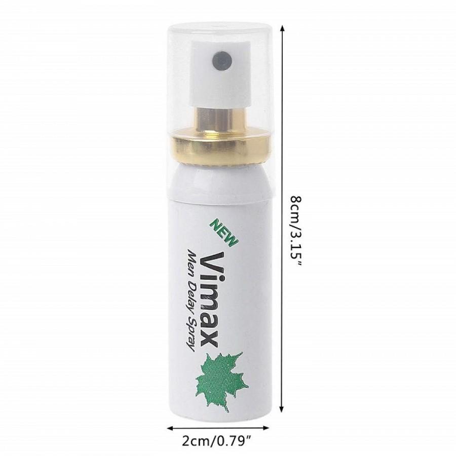 Bình Xịt Vimax Men Delay Spray Ngừa Xuất Tinh Sớm