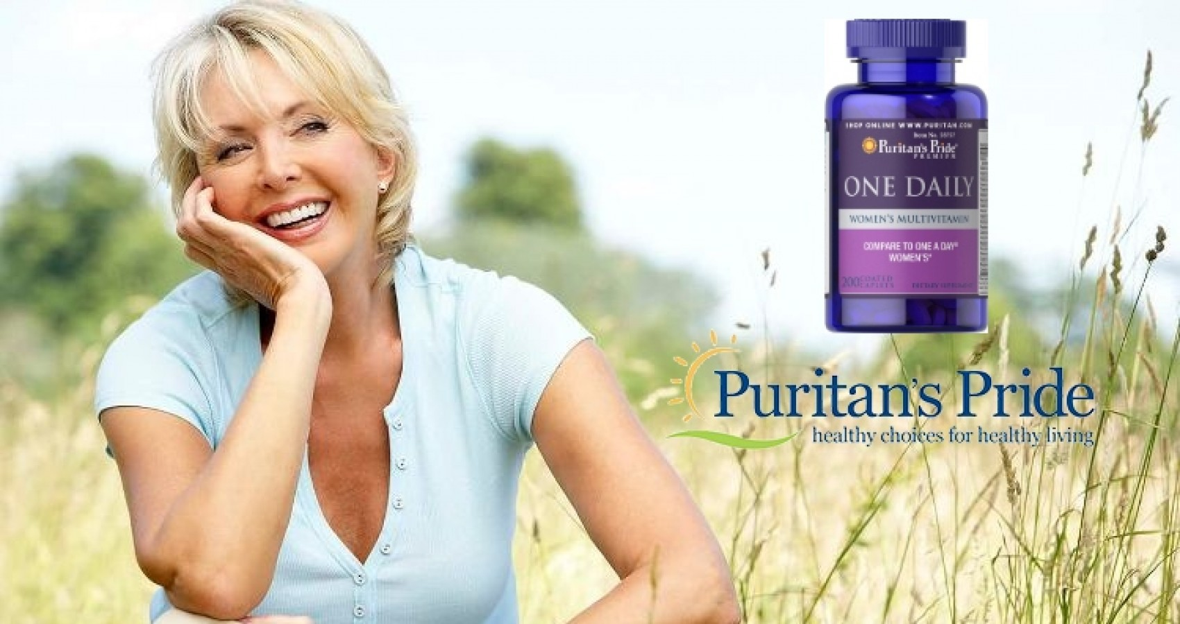 Vitamin Tổng Hợp Cho Nữ Giới Women's One Daily Multivitamins
