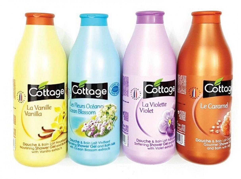 Sữa Tắm Cottage 750ml Của Pháp