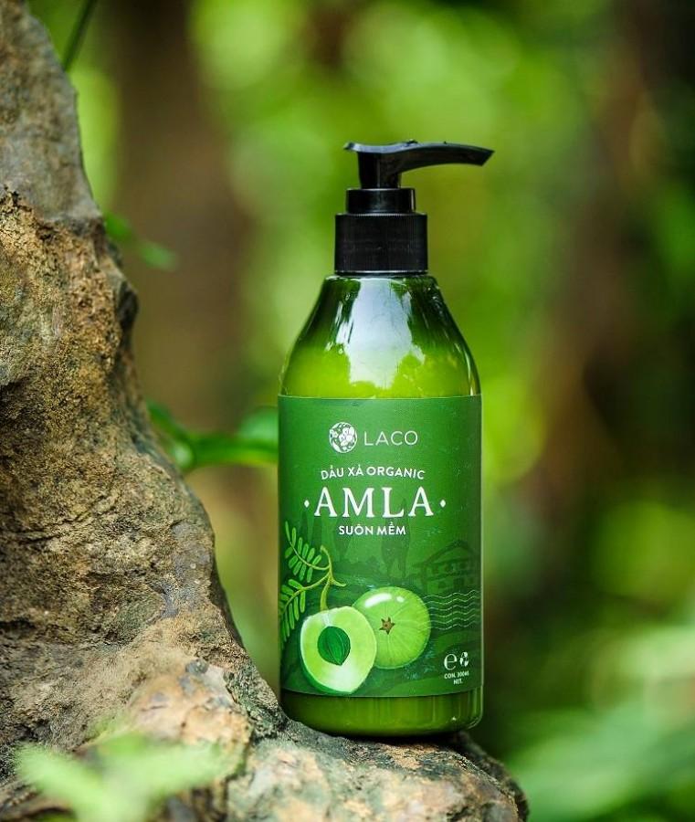Dầu Xả Organic Amla