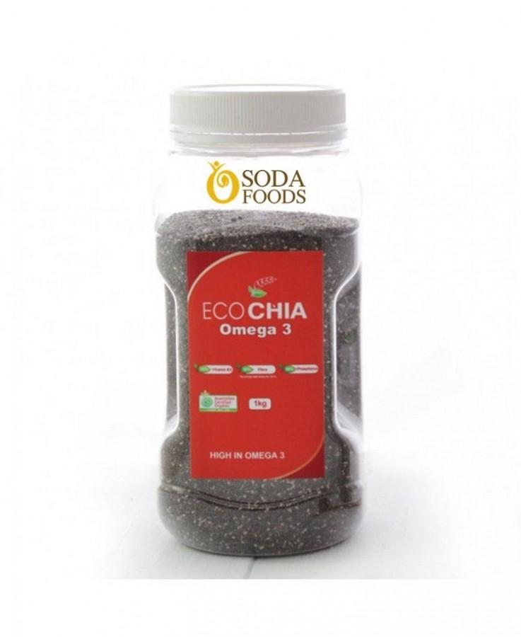 Hạt Chia Eco Chia Omega 3