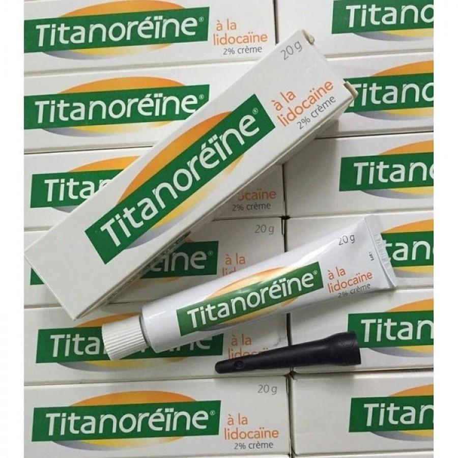 Kem Bôi Trĩ Titanorein Của Pháp