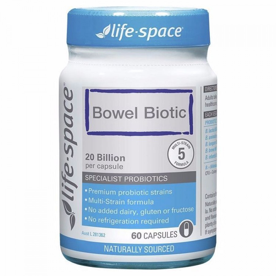 Men Vi Sinh Bowel Biotic